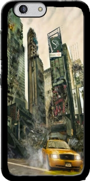New York apocalyptic Case for Zte Blade A512