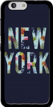 New York Floral Case for Zte Blade A512