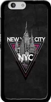 NYC V [pink] Case for Zte Blade A512