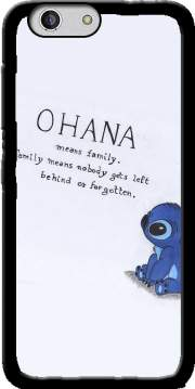 Ohana Means Family Case for Zte Blade A512