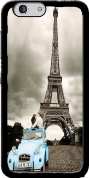 Eiffel Tower Paris So Romantique Case for Zte Blade A512
