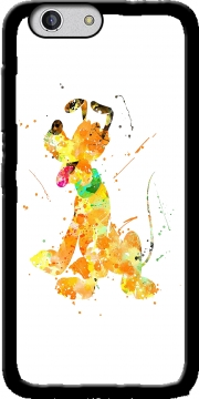 Pluto watercolor art Case for Zte Blade A512