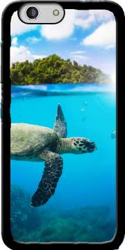 Tropical Paradise Case for Zte Blade A512