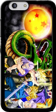 Trunks Evolution ART Zte Blade A512 Case