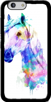 watercolor horse Case for Zte Blade A512