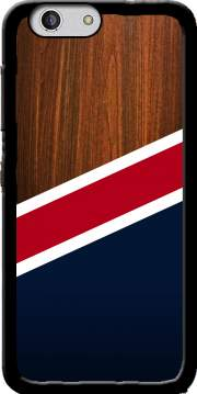 Wooden New England Case for Zte Blade A512