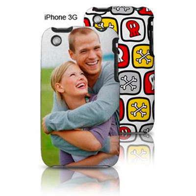 Custom iPhone 3G S  hard case