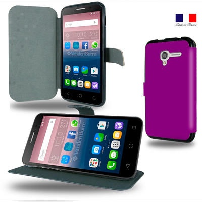 "Custom Alcatel ONETOUCH Pop 3 5"" wallet case"