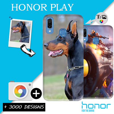Honor Play Cor-L29 hard case