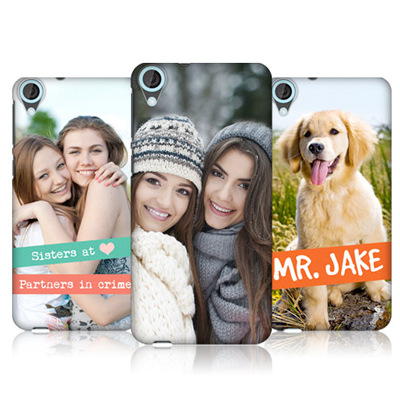 Custom HTC Desire 820 hard case
