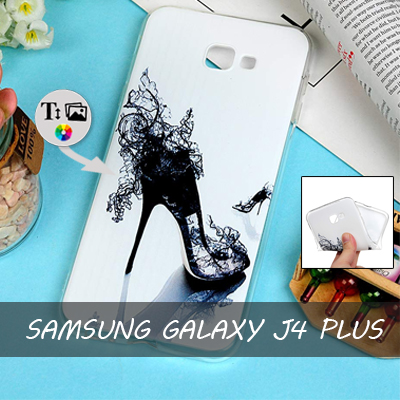 Custom Samsung Galaxy J4+ silicone case
