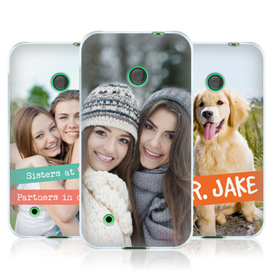 Custom Nokia Lumia 530 hard case