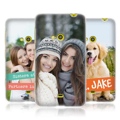Custom Nokia Lumia 625 hard case