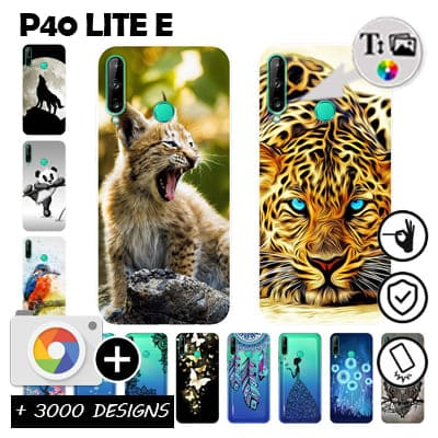 Custom Huawei P40 Lite E / Y7p / Honor 9c hard case
