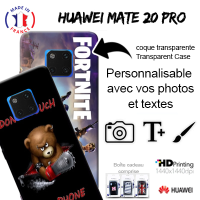 Custom Huawei Mate 20 Pro hard case