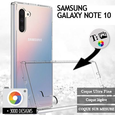 Custom Samsung Galaxy Note 10 hard case