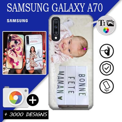 Samsung Galaxy A70 hard case