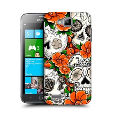 Custom Samsung Ativ S i8750 hard case