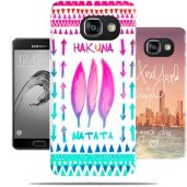 Custom Samsung Galaxy A3 (2016) hard case