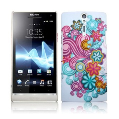 Sony Ericsson Xperia S HD hard case
