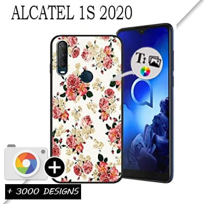 Custom Alcatel 1S 2020 hard case
