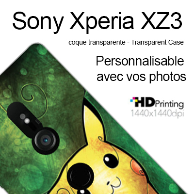 Custom Sony Xperia XZ3 hard case