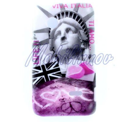 Custom Sony Xperia Tipo hard case
