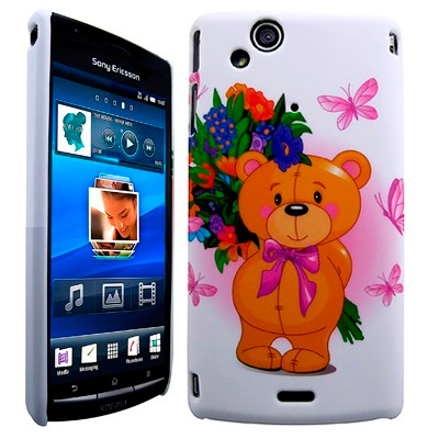Custom Sony Ericsson Xperia Arc X12 hard case