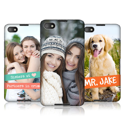 Custom BlackBerry Z30 hard case