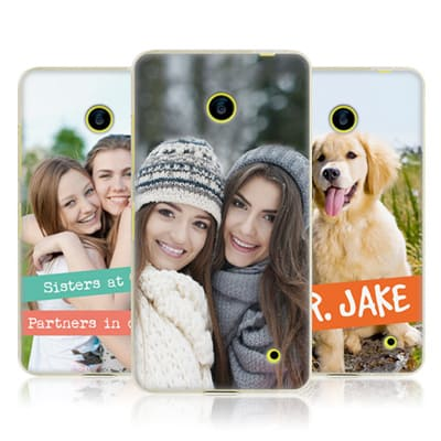 Custom Nokia Lumia 635 hard case