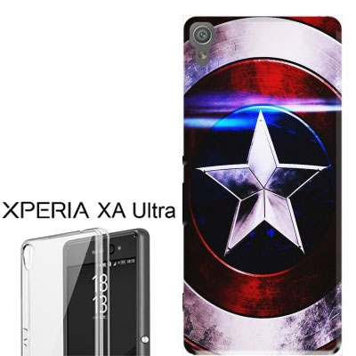Custom Sony Xperia XA Ultra hard case
