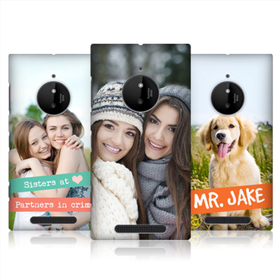 Custom Nokia Lumia 830 hard case