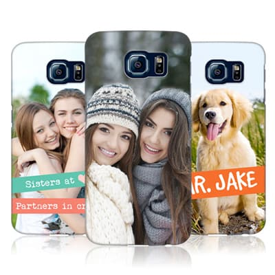 Custom Samsung Galaxy S6 hard case