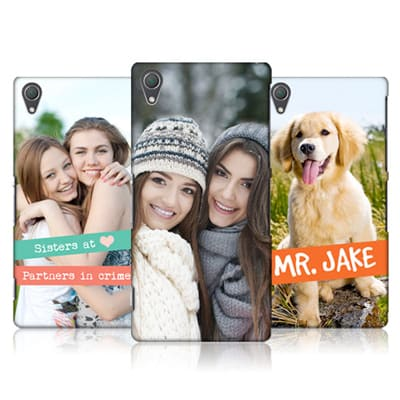 Custom Sony Xperia Z2 hard case