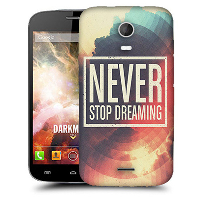 Custom Wiko Darkmoon hard case