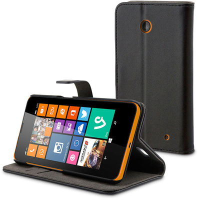 Wallet Case Nokia Lumia 630 with pictures