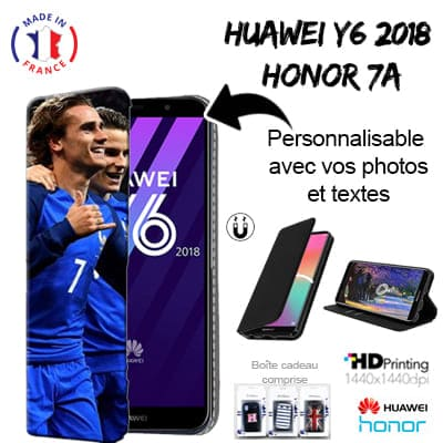 Huawei Y6 2018 / Honor 7A book case