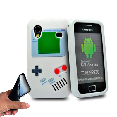 Custom Samsung Galaxy Ace S5839 silicone case