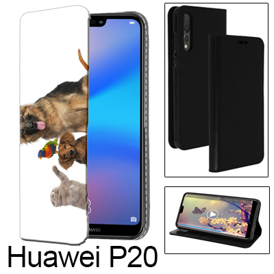 Custom Huawei P20 wallet case