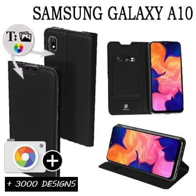 Samsung Galaxy A10 book case
