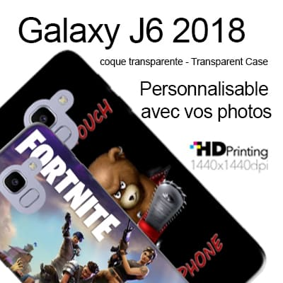Samsung Galaxy J6 2018 hard case
