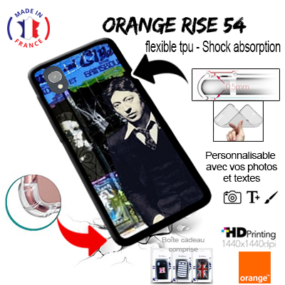 Orange Rise 54 / Alcatel 1 gel tpu silicone case