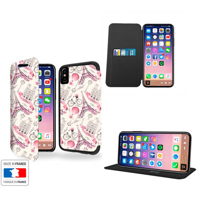 Iphone X / Iphone XS book case