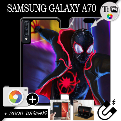 Samsung Galaxy A70 book case