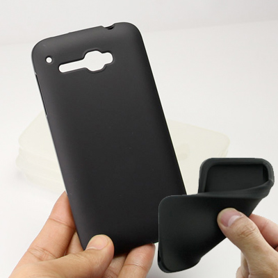 Custom Alcatel One Touch X'Pop silicone case