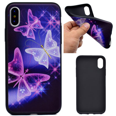 Iphone X / Iphone XS gel tpu silicone case