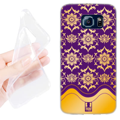 Custom Samsung Galaxy S6 silicone case