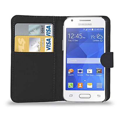 Custom Samsung Galaxy Ace 4 G357fz wallet case