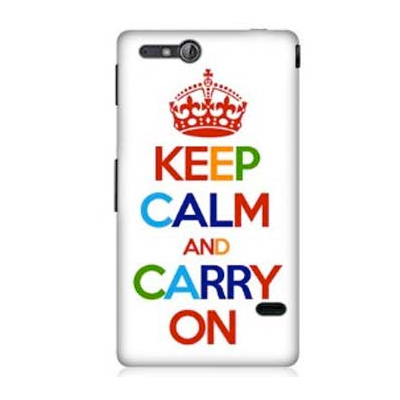 Sony Xperia Go hard case