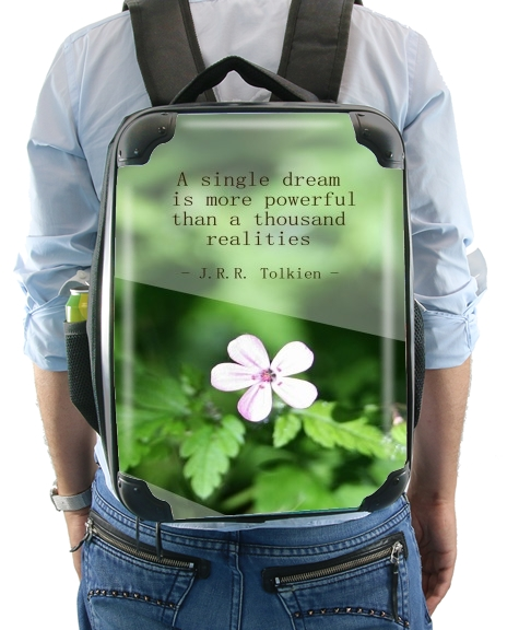 A Single Dream for Backpack